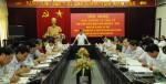 Nghe và cho ý kiến về tình hình phát triển kinh tế – xã hội gắn với thực hiện Nghị quyết 09 ở các huyện Tiền Hải và Thái Thụy