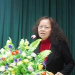 Lễ chia tay nhà giáo Tô Thị Thiện