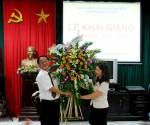 Lễ khai giảng năm học 2013-2014